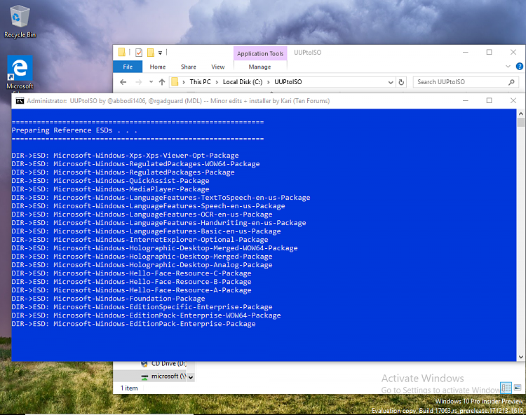 Announcing Windows  Insider Preview Build