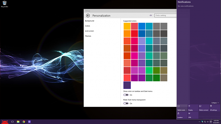 Windows 10 Technical Preview Build 10061 now available-10061_personalization1.png