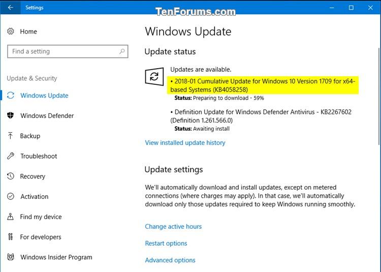 Cumulative Update KB4058258 Windows 10 v1709 Build 16299.214 - Jan. 31-kb4058258.jpg