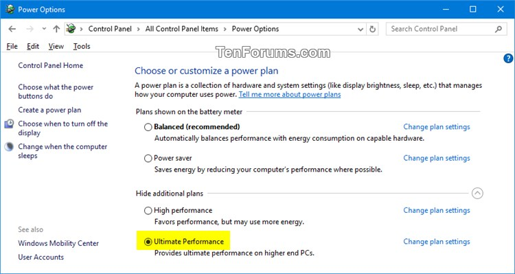 Click image for larger version.  Name:Ultimate_performance_power_plan.jpg Views:70 Size:65.5 KB ID:175770