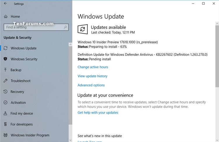 Announcing Windows 10 Insider Preview Skip Ahead Build 17618 - Mar. 7-w10_17618.jpg