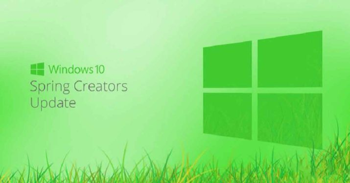 Windows 10 Redstone 4 Official Name To Be Windows 10 April