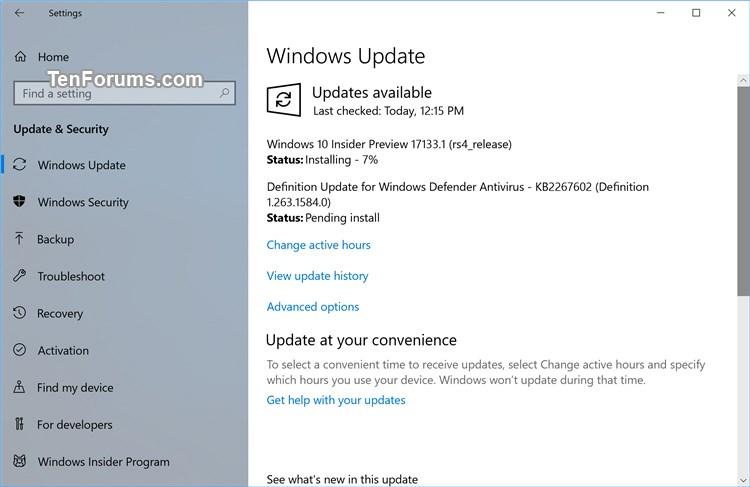 KB4100375 Windows 10 Insider Release Preview Build 17133.73 - Apr.10-w10_17133.jpg