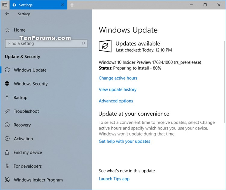Announcing Windows 10 Insider Preview Skip Ahead Build 17634 - Mar. 29-w10_17634.jpg