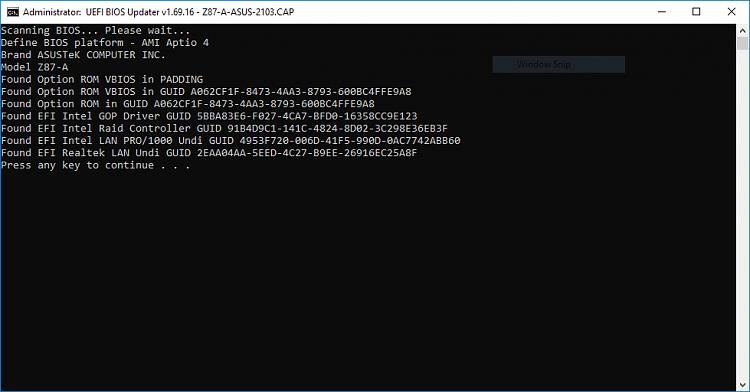 KB4090007 Intel Microcode Updates for Windows 10 v1709