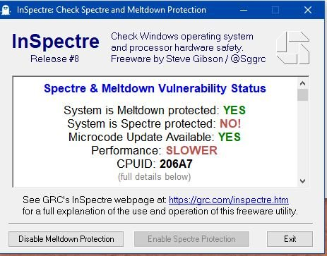 Click image for larger version.  Name:Tosh - B4 - Windows 10 Microcode updates KB4090007 - Meltdown & Spectre.JPG Views:46 Size:52.4 KB ID:186345