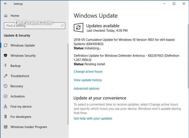 Cumulative Update KB4100403 Windows 10 v1803 Build 17134.81 - May 23-kb4100403.jpg