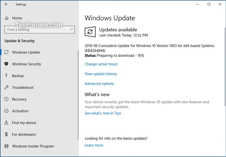 Cumulative Update KB4284848 Windows 10 v1803 Build 17134.137 - June 26-kb4284848.jpg