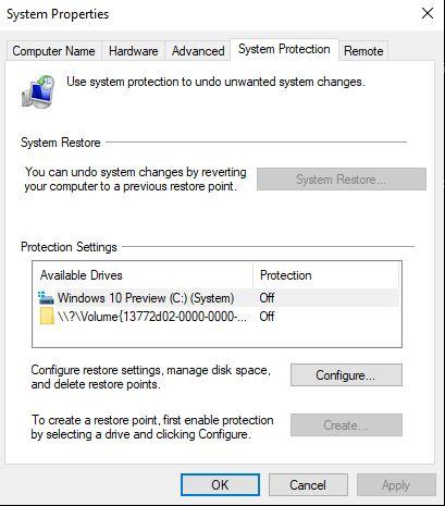 New Windows 10 Insider Preview Fast & Skip Ahead Build 17704 - June 27-system.jpg