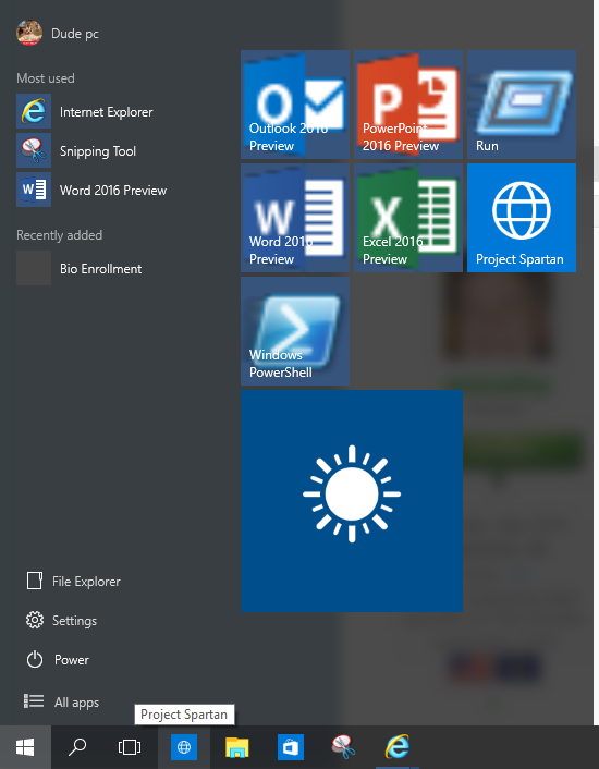 Click image for larger version.  Name:startmenu10122.PNG Views:112 Size:127.7 KB ID:19441