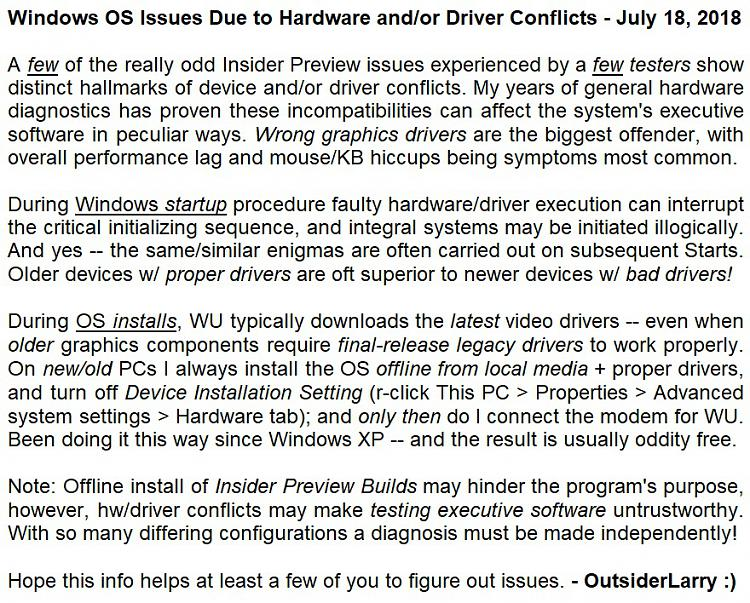 Click image for larger version.  Name:OS Issues Due to Hardware and Driver Conflicts.jpg Views:3 Size:379.5 KB ID:196314