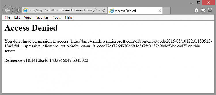 Click image for larger version.  Name:access denied.PNG Views:28 Size:21.0 KB ID:20047