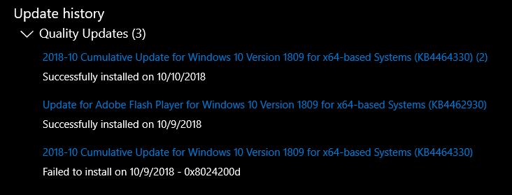 Cumulative Update KB4464330 Windows 10 v1809 Build 17763.55 - Oct. 9-kb4464330-laptop.png