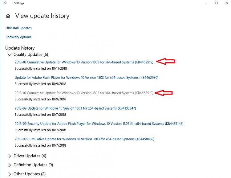 Cumulative Update KB4462919 Windows 10 v1803 Build 17134.345 - Oct. 9-untitled2.png