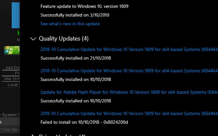 Cumulative Update KB4464330 Windows 10 v1809 Build 17763.55 - Oct. 9-image.png