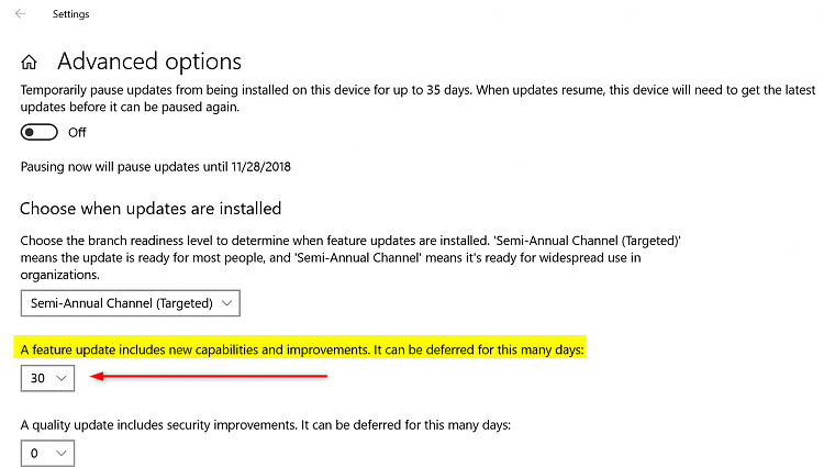 Cumulative Update KB4462933 Windows 10 v1803 Build 17134.376 - Oct. 24-2018-10-24_20h24_05.png