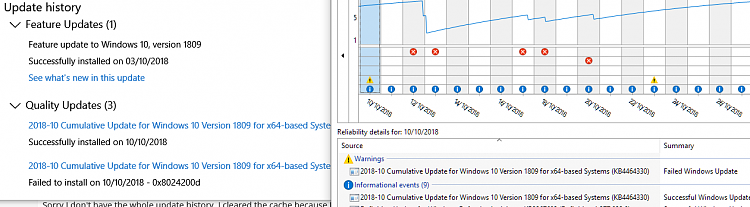 Cumulative Update KB4464330 Windows 10 v1809 Build 17763.55 - Oct. 9-image.png