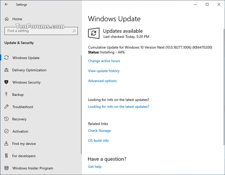 New Windows 10 Insider Preview Fast Build 18277.1006 (19H1) - Nov. 13-18277.1006.jpg