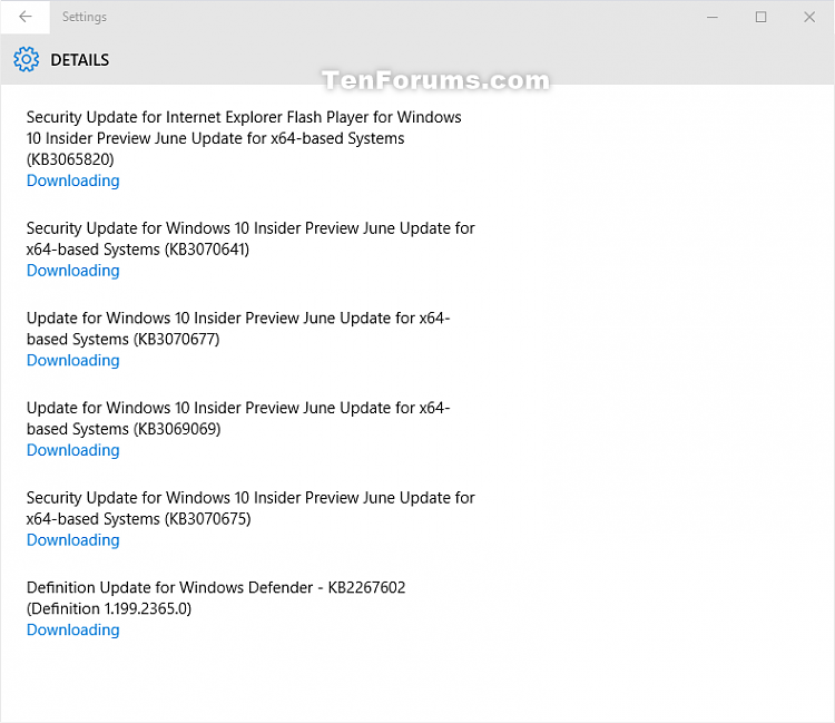 3 security updates and fix for Windows 10 PC build 10130 June 11th-updates-2.png