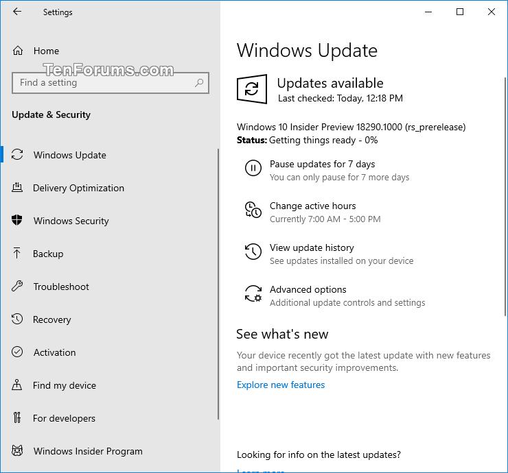 New Windows 10 Insider Preview Fast + Skip Build 18290 (19H1) -Nov. 28-18290.png