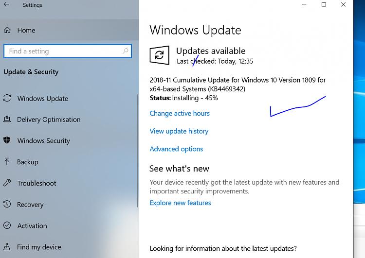 KB4469342 Windows 10 Insider RP v1809 Build 17763.168 - Dec. 3-wupdate.pmg.png