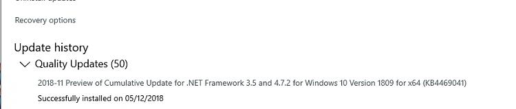KB4469342 Windows 10 Insider RP v1809 Build 17763.168 - Dec. 3-dotnet.pmg.png