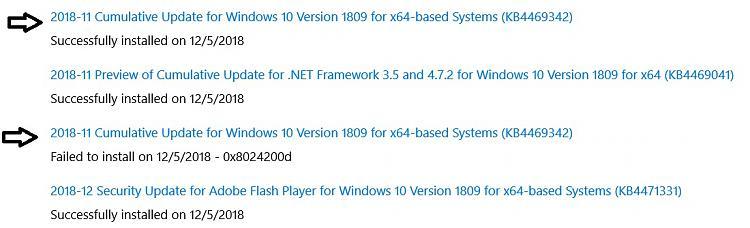 Cumulative Update KB4469342 Windows 10 v1809 Build 17763.168 - Dec. 5-untitled.jpg