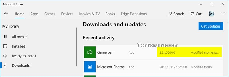 New Gallery experience in Game bar on Windows 10-game_bar.jpg