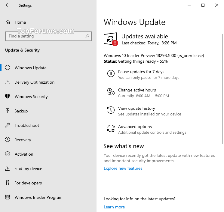 New Windows 10 Insider Preview Fast + Skip Build 18298 (19H1) -Dec. 10-18298.png