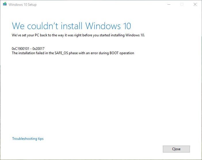 New Windows 10 Insider Preview Fast + Skip Build 18298 (19H1) -Dec. 10-18298-install-failed-.jpg
