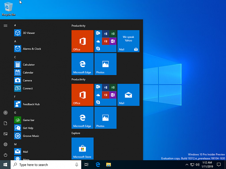Click image for larger version.  Name:VirtualBox_Windows 10 Insider Preview_11_01_2019_01_13_00.png Views:1 Size:199.3 KB ID:220543