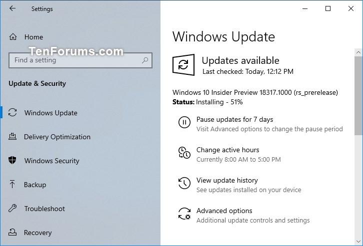New Windows 10 Insider Preview Fast Build 18317 (19H1) - Jan. 16-18317.jpg