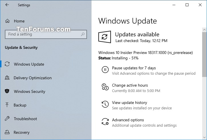 New Windows 10 Insider Preview Fast Build 18317 (19H1) - Jan. 16-18317.jpg