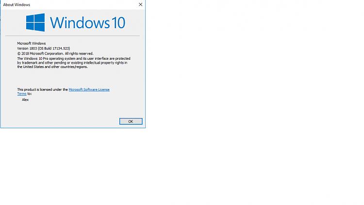 Current Status of Windows 10 October 2018 Update version 1809-windows-10-version.png