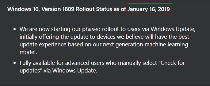 Current Status of Windows 10 October 2018 Update version 1809-cu.png