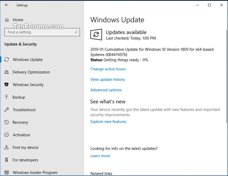 Cumulative Update KB4476976 Windows 10 v1809 RP Build 17763.292 Jan.18-kb4476976.jpg