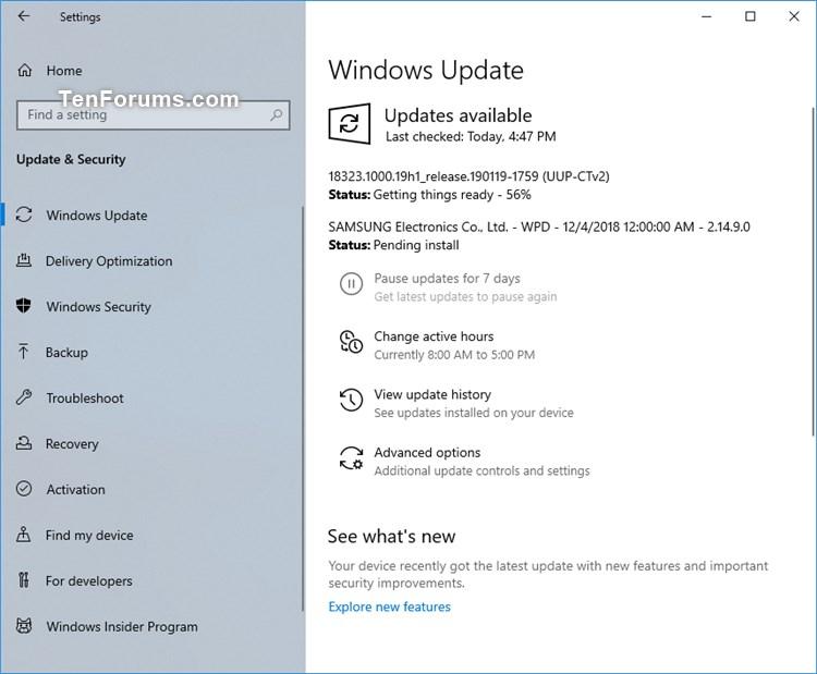 New Windows 10 Insider Preview Fast Build 18323 (19H1) - Jan. 24-18323.jpg
