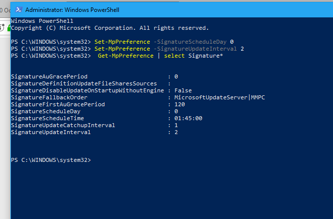 Current Status of Windows 10 October 2018 Update version 1809-powershell.png
