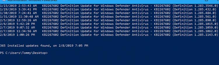 Current Status of Windows 10 October 2018 Update version 1809-capture.png