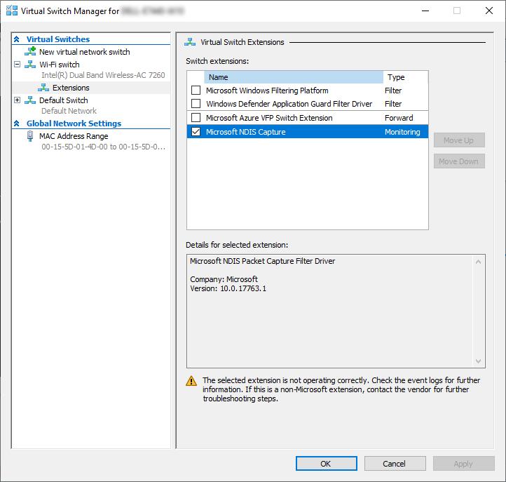 microsoft update 1809 size