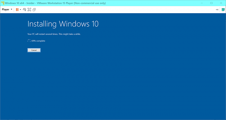 New Windows 10 Insider Preview Slow Build 18342 8 (19H1