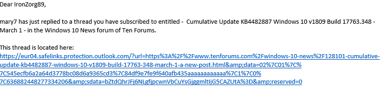 Click image for larger version.  Name:Another Notificatiion from tenforums.png Views:4 Size:19.7 KB ID:227440