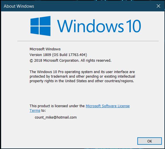 Cumulative Update KB4490481 Windows 10 v1809 Build 17763.404 - April 2-image.png