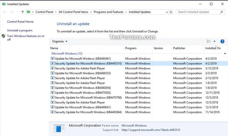 New KB4493510 Servicing Stack Update for Windows 10 v1809 - April 2-kb4493510.jpg