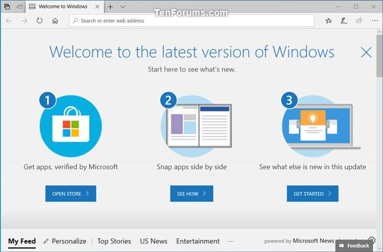 Windows 10 May 2019 Update released to Release Preview ring