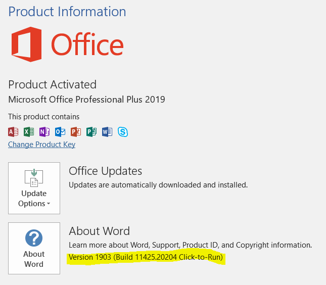 Office 365 Monthly Channel v1903 build 11425.20202 - April 1-office1.png