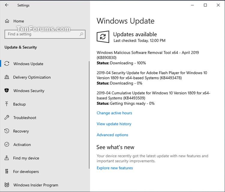 KB890830 update Windows Malicious Software Removal Tool 5.71 - April 9-kb4493509.jpg
