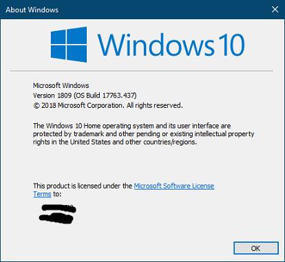 microsoft.com windows 10 home