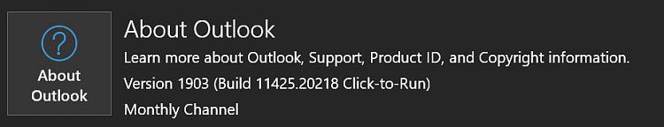 Office 365 Monthly Channel v1903 build 11425.20204 - April 9-image.png