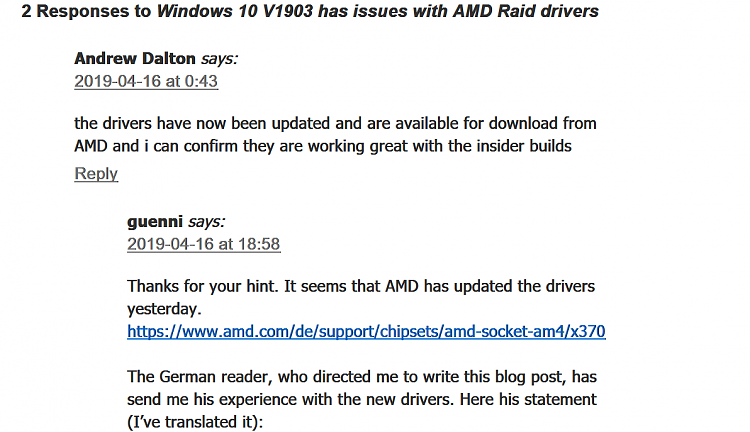 Windows 10 May 2019 Update version 1903 rollout approach - Page 12